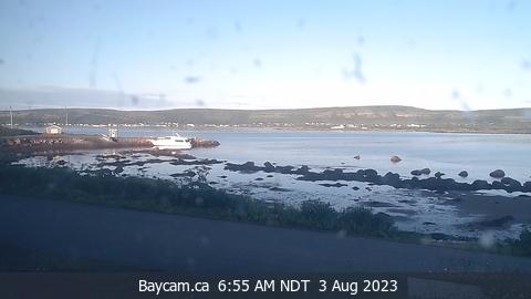 Forteau Bay Webcam